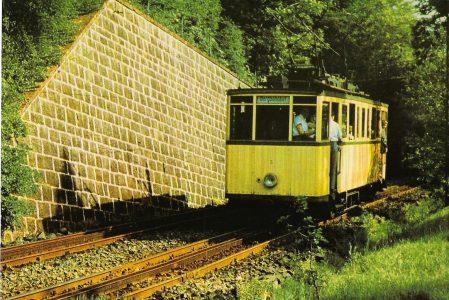 Wuppertaler Stadtwerke AG, Zahnradbahnwagen Nr. 5. Straßenbahn Bestell-Nr. 96054