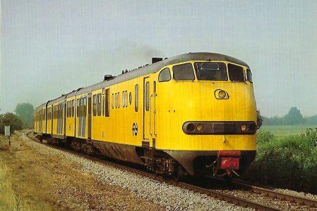 Nederlandse Spoorwegen,  De 3 bei Gorinchem. Eisenbahn Bestell-Nr. 10415