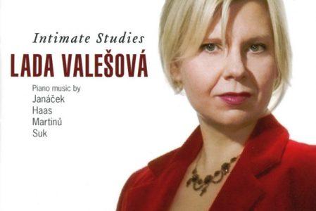 Lada Valešová, Piano music by Janáček, Haas, Martinů, Suk