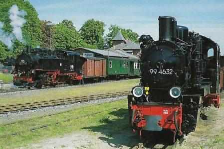 Rügensche Kleinbahn Putbus – Göhren. Eisenbahn Bestell-Nr. 50732