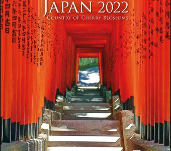 Japan 2022 – Wand-Kalender